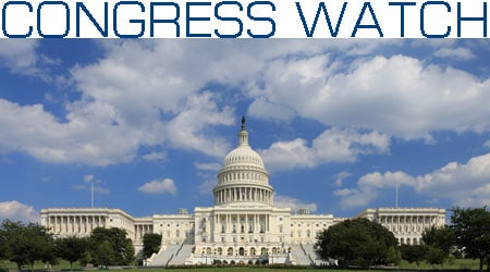 Congress Watch: A new feature!