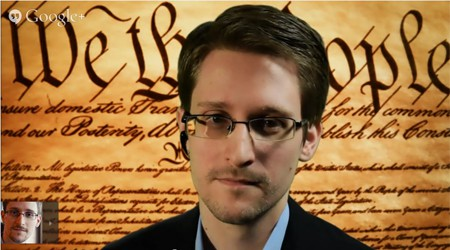 Snowden SXSW Talk a 'Call to Arms' to Tech World (Video)