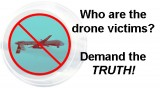 Action Alert: Demand the Truth About Drone Victims