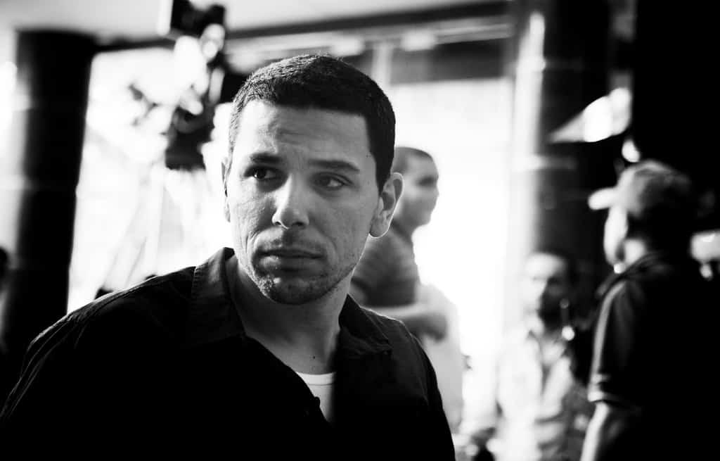 Ayman Mohyeldin أيمن by Hossam el-Hamalawy (flickr/cc)