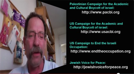 Video – Gaza Crisis: Online Interview with Prof. Joel Beinin