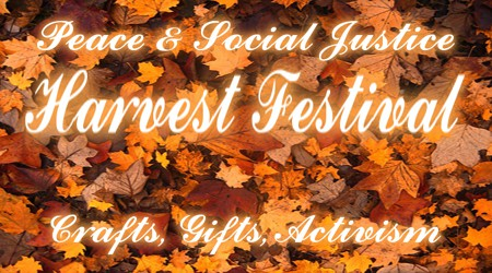 Harvest Fair! Crafts, gifts, activism