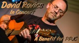 David Rovics In Concert: A Benefit for PPJC