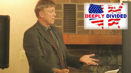 Video – Deeply Divided: Racial Politics and Social Movements in Post-War America
