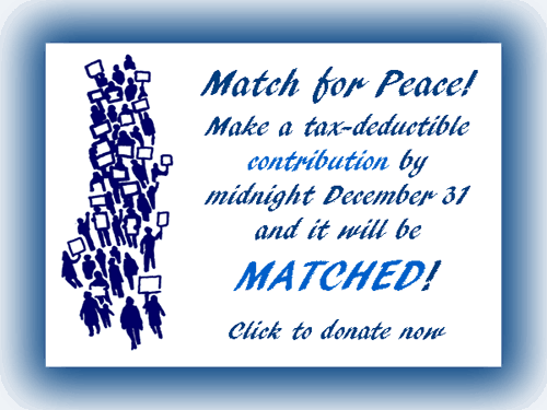Match for Peace!