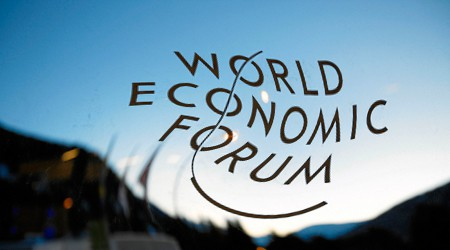 Credit: World Economic Forum @ Flickr (Adapted) / Creative Commons