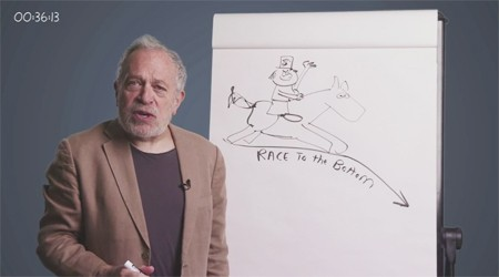 Video: Robert Reich takes on the Trans-Pacific Partnership