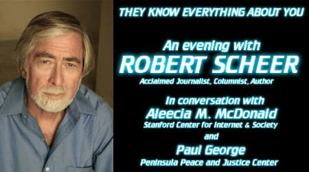 Robert Scheer: They Know Everything About You