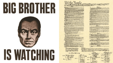 Choosing Between Big Brother and the Bill of Rights
