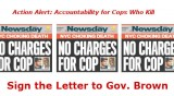 Petition: Accountability for Cops Who Kill