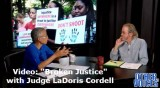 Video: Broken Justice with Judge LaDoris Cordell