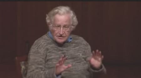 VIDEO: Noam Chomsky on How the U.S. Helped Create Islamic State