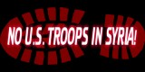 No Troops to Syria or Iraq! Petition to Sen. Feinstein