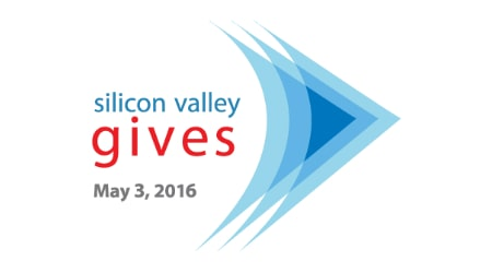 Silicon Valley Gives Day! Donate today!