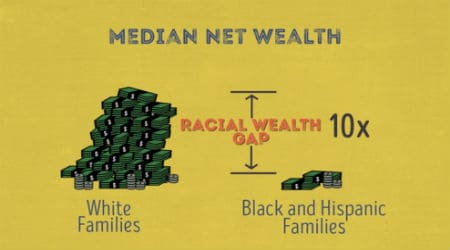 Robert Reich: The Racial Wealth Gap in America Is Worse Than You Might Think