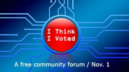 Your Vote: Hacked, Suppressed, Intimidated & Gerrymandered