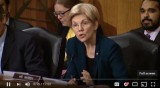 "Video: Sen. Warren to Wells Fargo CEO: ""You should be criminally investigated"""