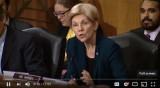 "Video: Sen. Warren to Wells Fargo CEO: ""You should be criminally investigated"""