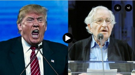 Noam Chomsky: The United States is leading the way to disaster
