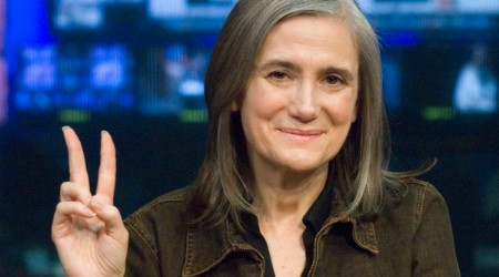 Amy Goodman in Person!