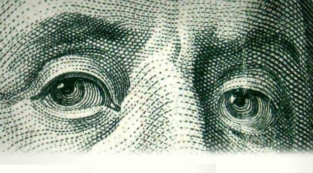 dollar eyes