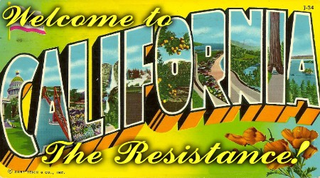 Free Forum: Resistance California Style
