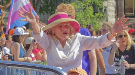 [Intel Report] Postscript: Edith Windsor, Gay Rights Pioneer