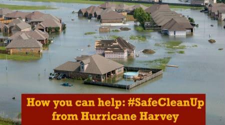 Hurricane Harvey Slider