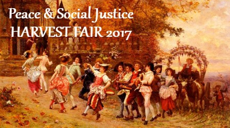 Harvest Fair 2017: Crafts * Gifts * Activism