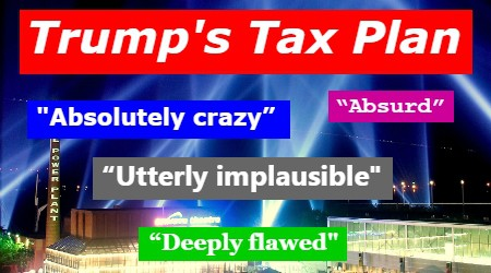 """[Intel Report] White House Math on Corporate Tax Cuts Is """"Absolutely Crazy"""""""
