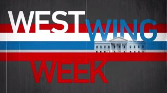 "White House-produced ""newscast"" called ""West Wing Week""  (Screen shot from government-funded video)"