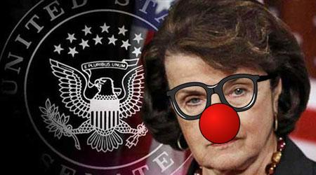 feinstein-clown