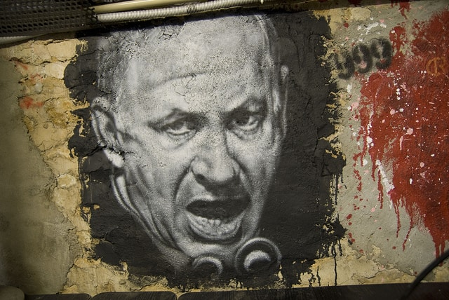 Israel Prime Minister Benjamin Netanyahu not only refuses to recognize the Palestinian's new unity government, he has appealed to the international community not to recognize it. (Photo: Flickr / cc / Abode of Chaos)
