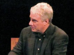 David Brancaccio Photo Credit: Pete Forsyth / Wikimedia Commons