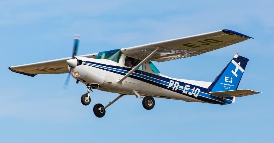 A Cessna airplane like the one being used by the U.S. Marshal Service to trick the cell phones of thousands, or perhaps millions, of Americans to give over their private data. (Photo: Joao Carlos Medau/flickr/cc)