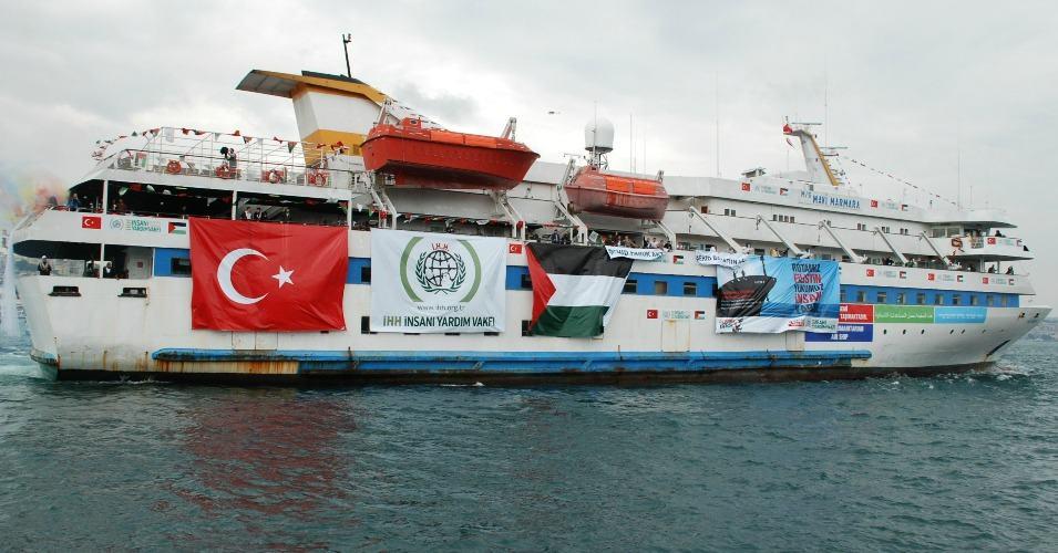 The Mavi Marmara. (Photo: Free Gaza Movement/flickr/cc)