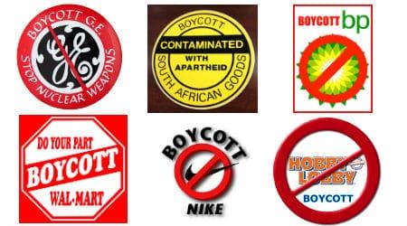 boycott comp