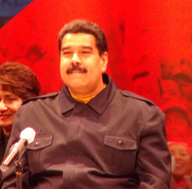 Venezuelan President Nicolás Maduro visits New York in 2014.  (Photo: TD)