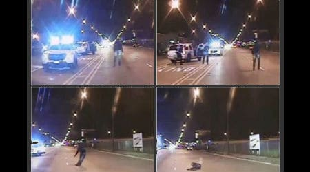 Photo: Chicago Police Video - Released to the public by Court order after 400 days