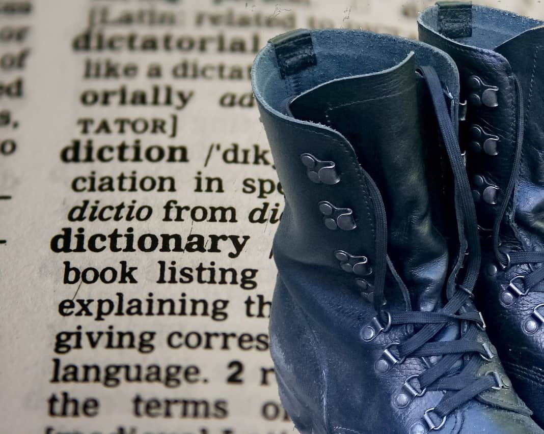 dictionaryboots