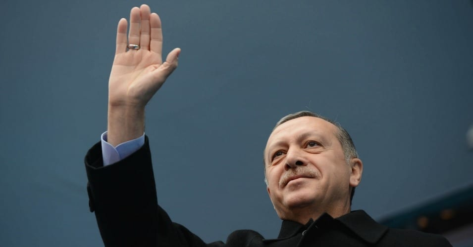 President Recep Tayyip Erdoğan  (Photo: Recep Tayyip Erdogan/flickr/cc)