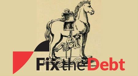 debt logo