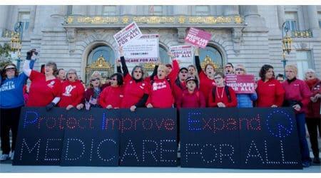 Photo: National Nurses United