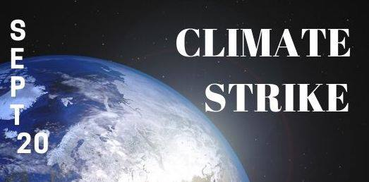 Global Climate Strike – March/Rally